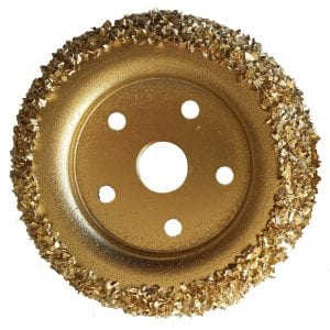 Aries Style 8 Inch Steel Carbide Grit Wheels