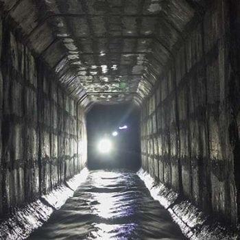underground pipelining system