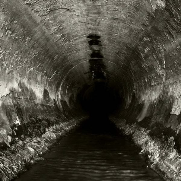 inside of an older municipal sewer system TruGrit Traction