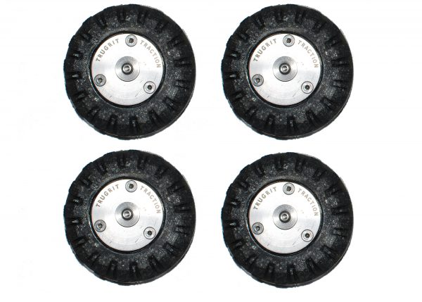 Envirosight compatible traction wheel kit
