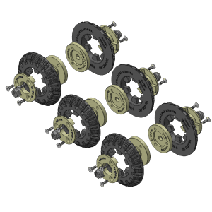 shop aries mini badger TR3101wheels