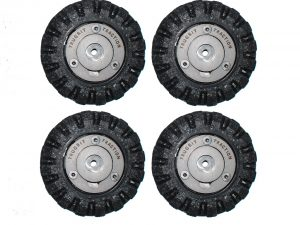 Starter Kit for 8 inch TruGrit gritted Wheels