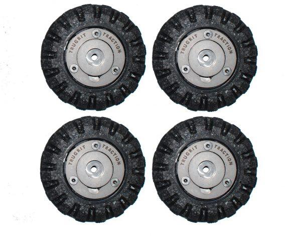 Starter Kit for 8 inch TruGrit gritted Wheels