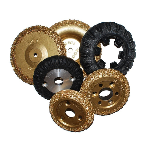 TruGrit Traction Sewer Crawler Wheels