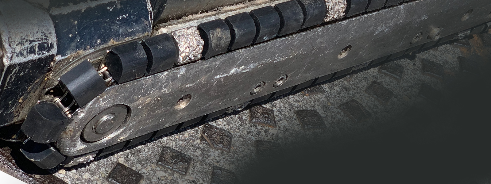 Cues Compatible Crawler Tracks | Fits Cues Ultra Shorty 21