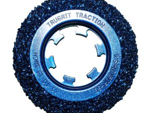 10 inch TruGrit Steel Wheel Traction